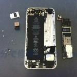 iPhone5S基盤(ロジックボード)取外し方