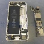 iPhone5基盤外し方