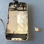 iPhone4Sバイブレーター修理方法