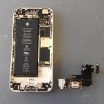 iPhone6ライトニングコネクタ、マイク、イヤホン修理方法