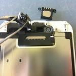 iPhone6イヤスピーカー修理方法