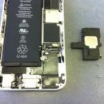 iPhone6ライドスピーカー修理方法