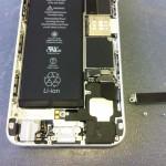 iPhone6バイブレーター修理方法