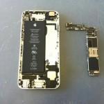 iPhone6基盤(ロジックボード)外し方