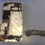 iPhone4Sラウドスピーカー修理方法