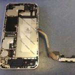 iPhone4Sドックコネクタ、マイク修理方法