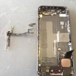 iPhone5スリープボタン(パワーボタン)修理方法