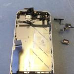 iPhone4Sスリープボタン、センサー修理方法