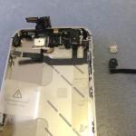 iPhone4Sインカメラ修理方法