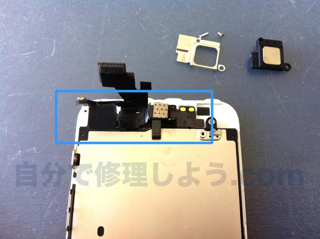 iPhone5インカメラ、センサー