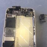 iPhone4アウトカメラ修理方法