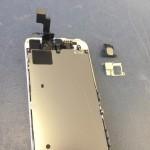 iPhone5Sイヤスピーカー修理方法