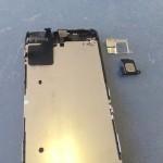 iPhone5Cイヤスピーカー修理方法