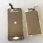 iPhone5Cインカメラ、センサー修理方法