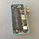 iPhone5Cアウトカメラ修理方法