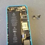 iPhone5Cバイブレーター修理方法