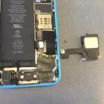 iPhone5Cラウドスピーカー修理方法