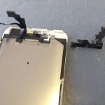 iPhone6Plusインカメラ、センサー修理方法