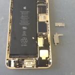 iPhone6Plusバイブレーター修理方法