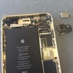 iPhone6Plusアウトカメラ修理方法