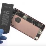 iPhone6S Plus バッテリー交換方法