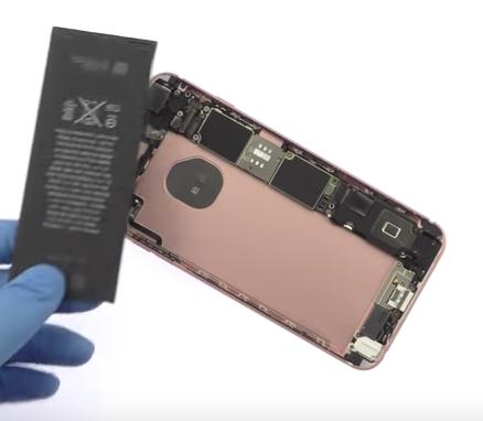 iPhone6S Plus バッテリー交換方法 | iPhone修理方法