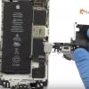 iPhone6Sライトニングコネクタ、ヘッドフォンジャックの外し方